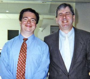 Kevin Rice (1997-2000) and Mike Cox