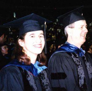Mara Robu (1997-2003) and Mike Cox