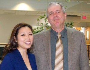Khanh Ngo (2007-2012) and Mike Cox