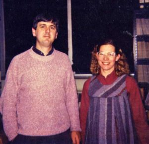 Leslie Meyer-Leon (1983-1989) and Mike Cox