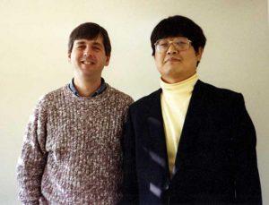 Jongwon Lee (1984-1990) and Mike Cox