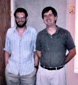 Scott Umlauff (1985-1990) and Mike Cox