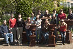 Cox Lab Spring 2010