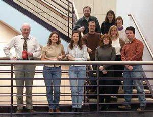 Cox Lab Spring 1999