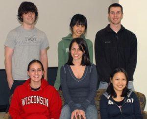Cox Lab Undergrads 2007-2008