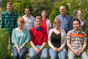 Cox Lab Spring 2014