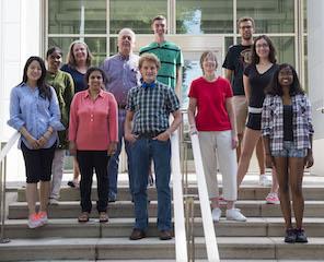 Cox Lab Spring 2016