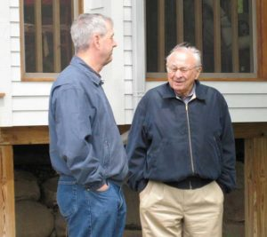 Mike Cox & Bob Lehman
