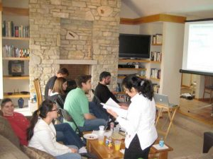 Cox Lab Retreat 2010