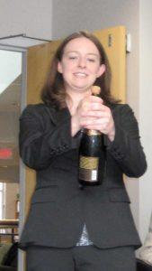Rachel Britt's thesis defense May 2010
