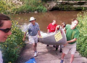 Canoe Trip 2004