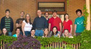 Cox Lab 2010
