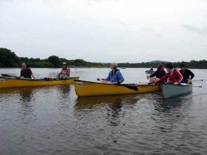 Cox Lab Canoe Trip 2009