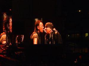 Bruce Springsteen and Steven Van Zandt 2016