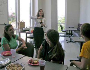 J Eggington's PhD party 2006