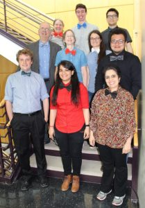 Homage to Bow Ties - Cox lab